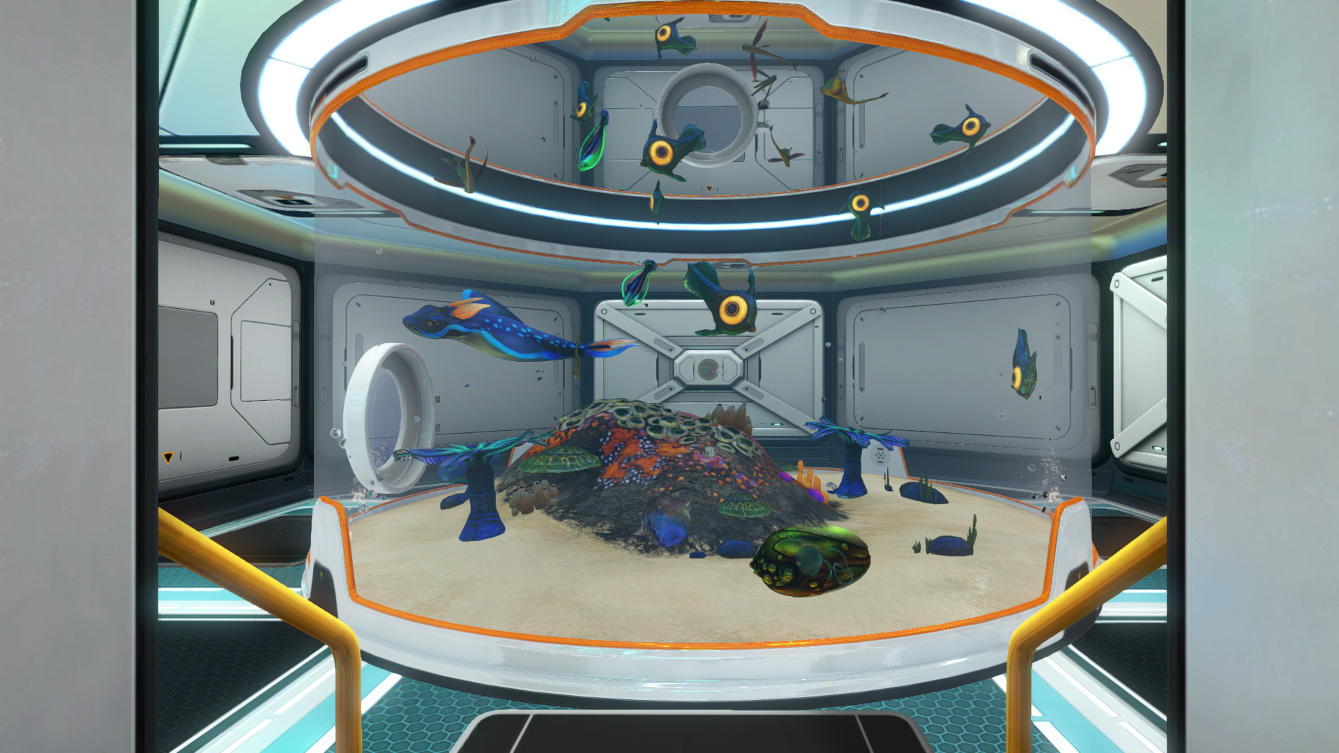 Farming Update Subnautica